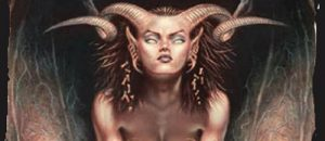 List of Female Demon Names
